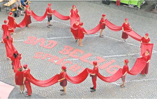 Presseartikel Bürgerfest 15.8.20 MAZ